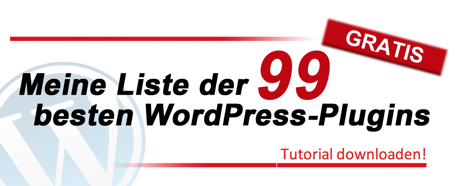101 WordPress-Plugins downloaden